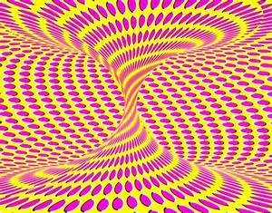 Mystery warriors: World greatest optical illusion images