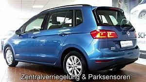 Volkswagen Golf Sportsvan Confortline : volkswagen golf sportsvan 1 4 tsi dsg comfortline gw555323 pacific blue autohaus czychy youtube ~ Medecine-chirurgie-esthetiques.com Avis de Voitures