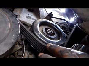 How To Replace Drive Belts 2005 Kia Sedona