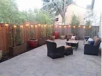 great small concrete patio design ideas Top 25+ best Concrete backyard ideas on Pinterest