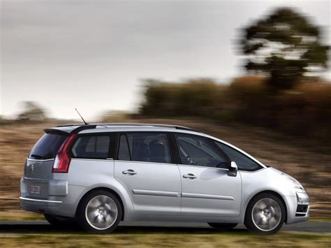 citroen c4 grand picasso 2010 citroen c4 grand picasso 2010 photo 09 car in pictures car