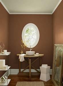 Holz Mit Wandfarbe Streichen : badezimmer streichen in beliebigen farbvarianten 50 ideen ~ Markanthonyermac.com Haus und Dekorationen