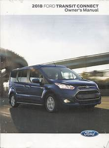 2018 Ford Transit Connect Repair Shop Manual On Cd