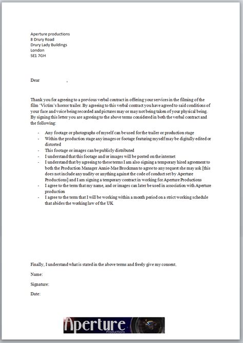 letter of consent letter of consent levelings 71165