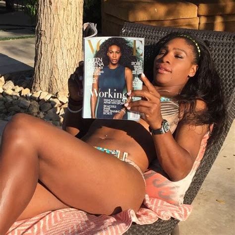 Serena Williams Looks Phenomenal On History Making Cover