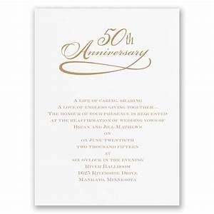 invitation of anniversary choice image invitation sample With free online 50th wedding anniversary invitations