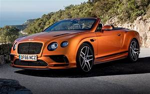 2017 Bentley Continental Supersports Convertible