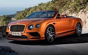 Bentley Continental Supersports : bentley continental supersports convertible 2017 wallpapers and hd images car pixel ~ Medecine-chirurgie-esthetiques.com Avis de Voitures