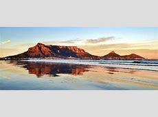 La Montaña de la Mesa Sudáfrica