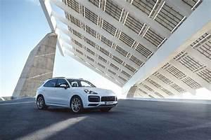 Porsche Anuncia La Llegada De Su Nuevo Cayenne E