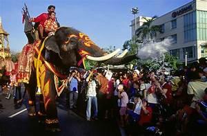 Songkran festival is coming! Songkran is actually Thailand ...