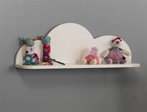 Etagere Enfant Murale : etagere murale chambre bebe ~ Teatrodelosmanantiales.com Idées de Décoration
