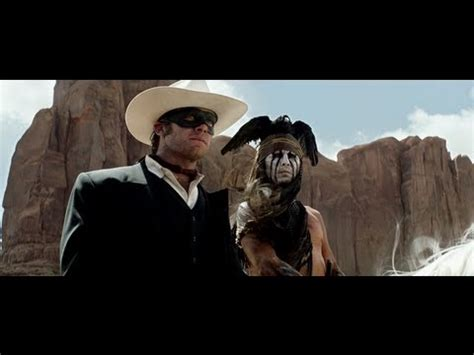 the lone ranger 2013 trailer johnny depp armie
