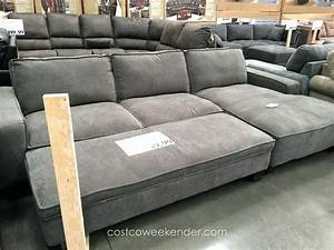 sectional sofa costco canada 1025thepartycom With 7 piece sectional sofa costco