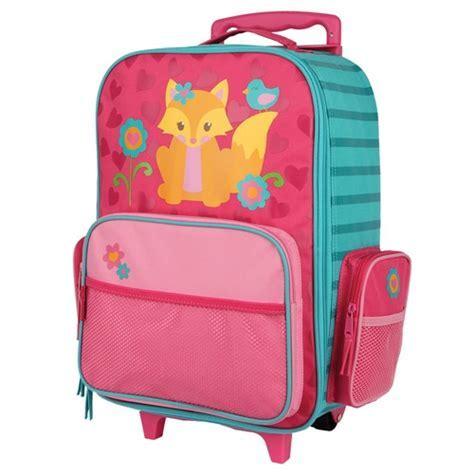 Fox Rolling Luggage   Stephen Joseph Kids Luggage