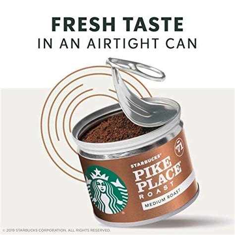 Using a 48 oz (or larger) pitcher, add cold water and steep two packs and a flavor sachet in the fridge for at least 24 hours, then enjoy. Starbucks Fresh Brew Ground Coffee Cans Variety Pack | B ...