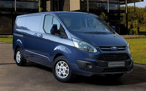 Ford Transit Custom Cargo Van to Debut in Europe