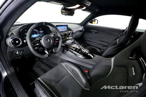 Mercedes benz amg gt has 12 images of its interior, top amg gt 2021 interior images include dashboard view, steering wheel, tachometer, engine and front seats. Used 2020 Mercedes-Benz AMG GT R Pro For Sale ($178,996) | McLaren Charlotte Stock #028512