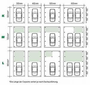 Carport Maße Für 2 Autos : carports von joda qualit t made in germany ~ Michelbontemps.com Haus und Dekorationen