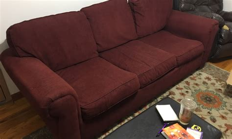 give away sofa to charity i tried to give away this awesome couch and no one would
