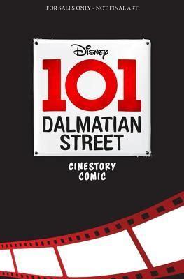 disney  dalmatian street cinestory comic  walt disney company