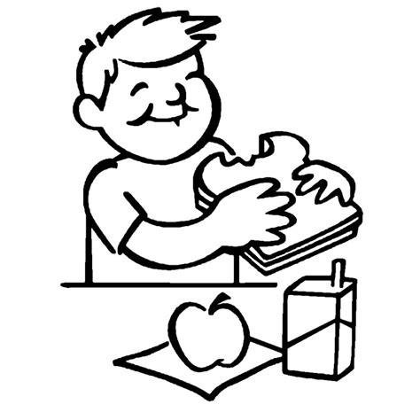 dessins de coloriage de garcon  imprimer