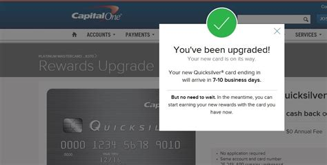 Faqs about capital one's credit cards: Capital One check for upgrade link - myFICO® Forums - 4934733