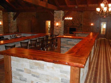 Mesquite Wood Countertops & Bar Tops in Texas   Faifer