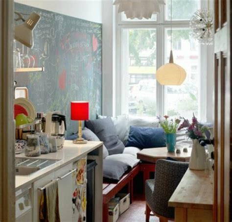 kitchen island with drop leaf breakfast bar 20 small eat in kitchen ideas tips dining chairs