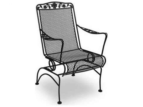 white mesh chaise lounge chair wrought iron patio chair cushions chairdsgn com