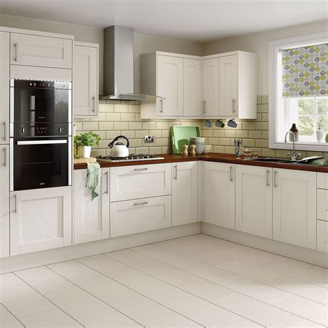 Hygena Kitchen Cupboards by Simply Hygena Southfield Ivory Kitchen Kitchen