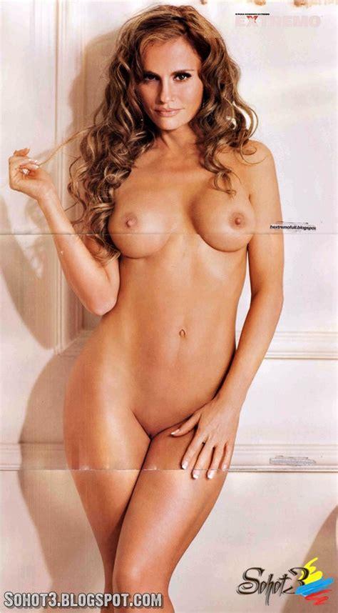 Aura Cristina Geithner Totalmente Desnuda N H Extremo Y ...