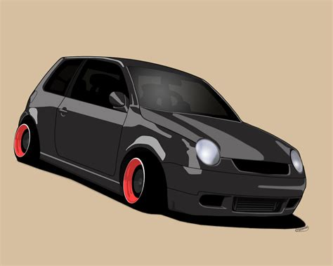 volkswagen lupo cool volkswagen deviantart vw lupo by knowleso on