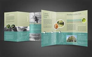 40 best corporate brochure print templates of 2013 fripin With pamphlet photoshop template