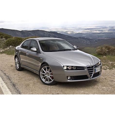 Alfa Romeo 4 Door alfa romeo 159 4 door saloon 2005 to 2011 pre cut window