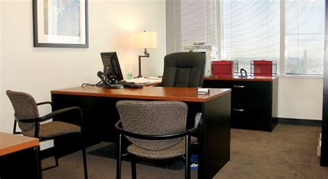 entrance room furniture orange office space and offices at state