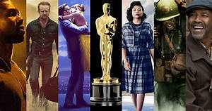 2017 Oscar Nominations Are Here