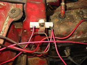 300 Starter  Wiring Problem