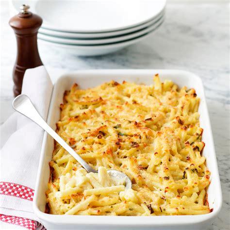 recette de cuisine gratin de pâtes facile et pas cher recette sur cuisine