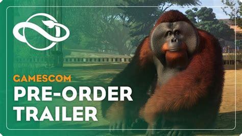 zoo planet gamescom trailer gamecut