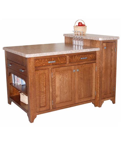 kitchen island space space saver kitchen island amish direct furniture