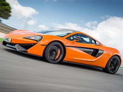 mclaren developing autonomous  hybrid sports cars