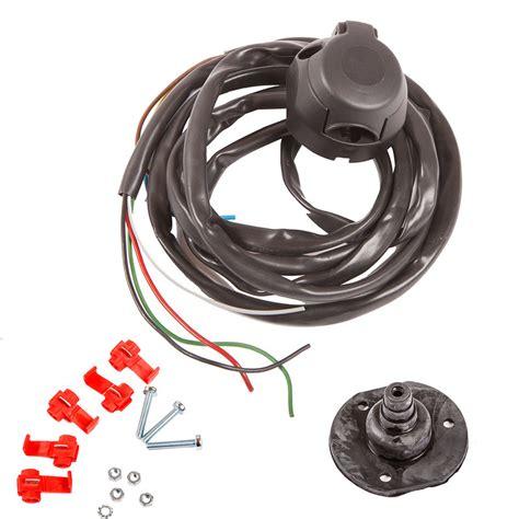 e satz anhängerkupplung 7 poliger kabelsatz e satz f 252 r anh 228 ngerkupplung kompletter anbausatz 31 00