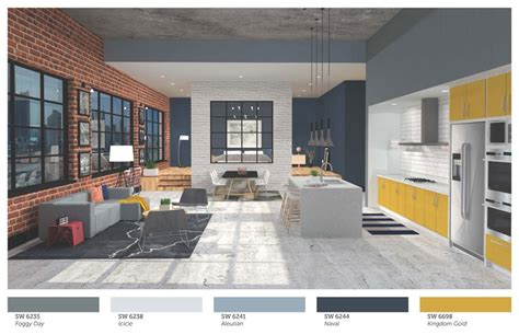 Sherwin-williams Reveals 2016 Stir Student Design