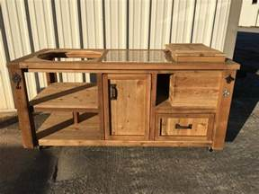 build kitchen island table build a barbecue grill table diy projects for everyone