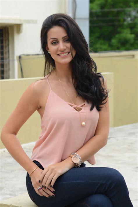 Λάρισα), has a population of 162.591 people (2011). Thikka fame Larissa Bonesi new photos photo 27   telugu ...