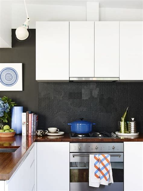 best tiles for kitchen splashback best 25 black backsplash ideas on kitchen 7797