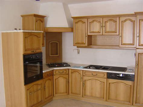 photo de cuisine moderne cuisine en bois massif moderne le bois chez vous