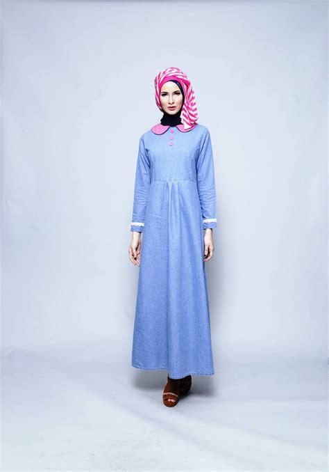 Permalink to Model Baju Gamis Yang Terbaru