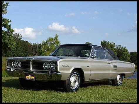 Chrysler Call In Number by 1966 Dodge Coronet 500 Completely Numbers Matching 426